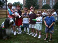 picnic kids