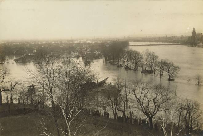 Dayton celebrates 100th anniversary of 1913 flood